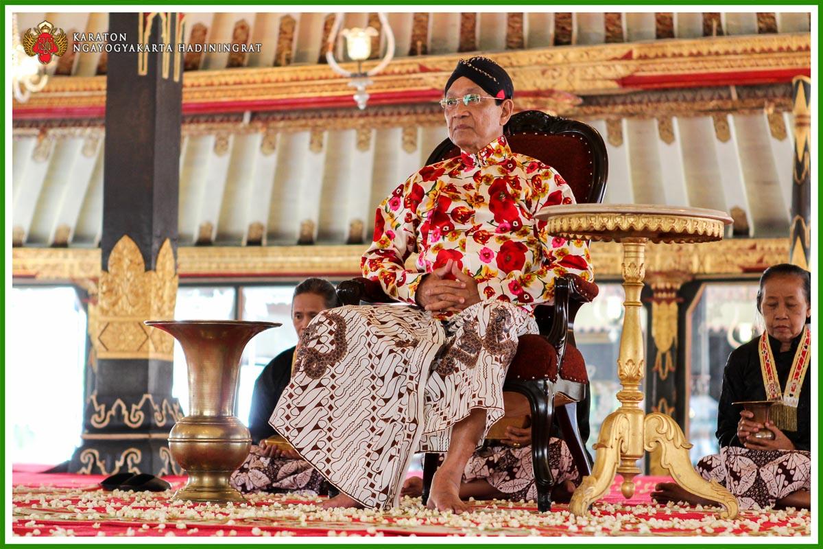 Busana kebesaran Raja Jogja akan dipamerkan untuk publik
