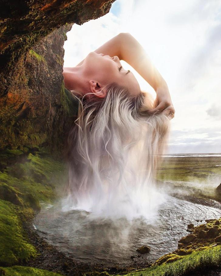 10 Foto Kombinasi Editan Photoshop Karya Seniman Ini Bikin Melongo!