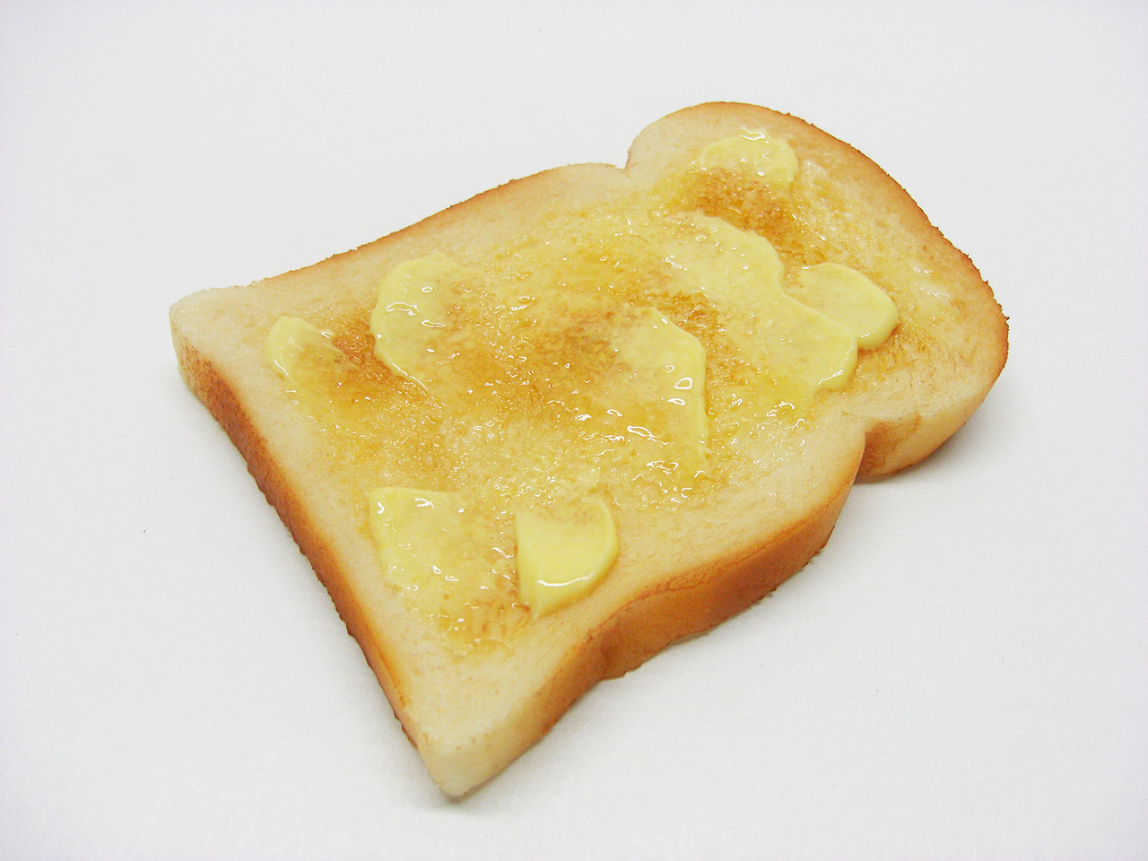 Roti Panggang Dengan Mentega
