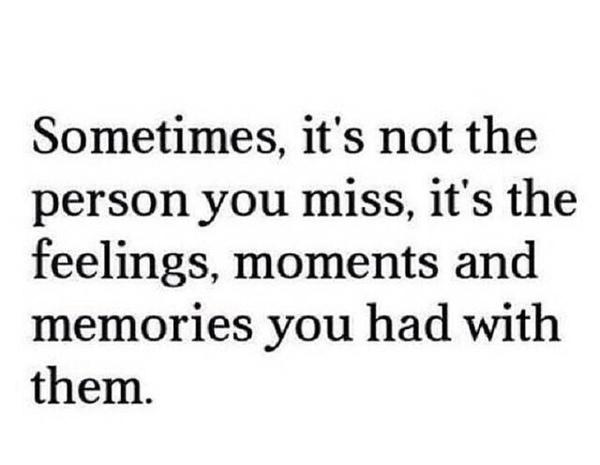 Ini alasan mengapa kamu selalu teringat masa lalu