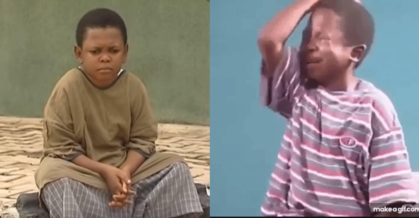 Ternyata ini sosok asli dua anak Nigeria yang sering dijadikan meme