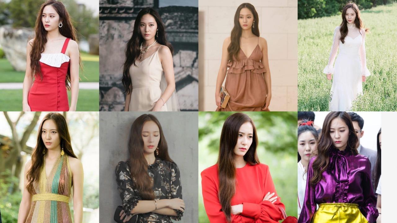 10 Potret Oh Yoon Ah, Mama Muda Elegan di KDrama Once Again