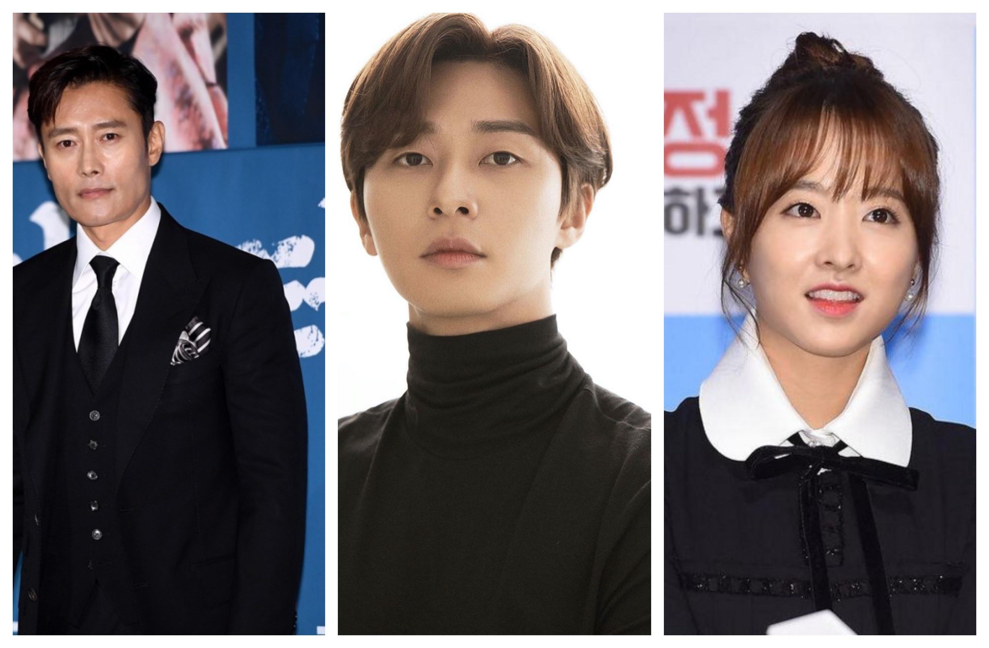 Concrete Utopia: Film baru Lee Byung Hun, Park Seo Joon, Park Bo Young