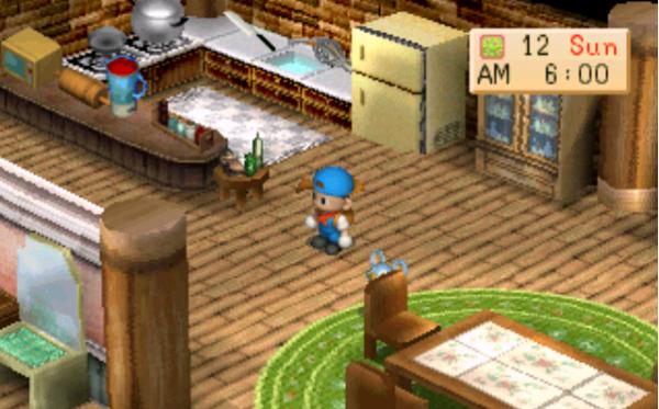 Nostalgia, inilah 5 momen menegangkan dalam game Harvest Moon PS1