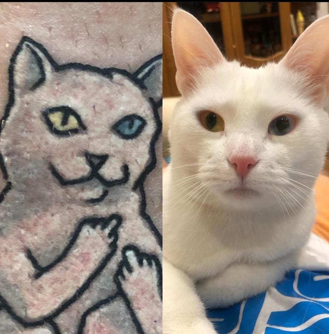 Bukannya keren, 12 potret tato gagal ini hasilnya justru kocak banget