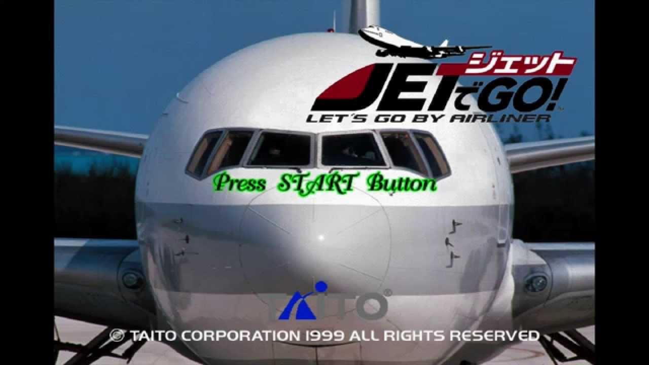 Menjadi kondektur kereta dan pilot pesawat dalam game 'De Go!'