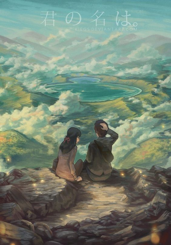 5 Pesan romantis dari anime karya Makoto Shinkai ini bikin tersentuh