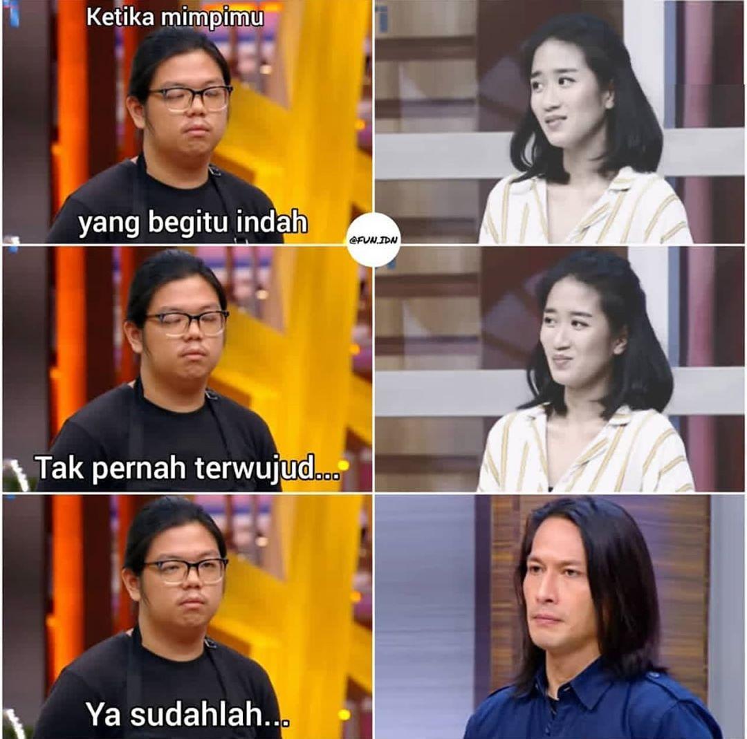 8 Meme Masterchef Indonesia season 7 ini kocaknya kebangetan