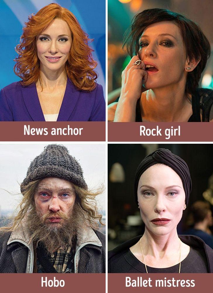 Luar biasa, 5 aktor ini perankan berbagai karakter dalam satu film