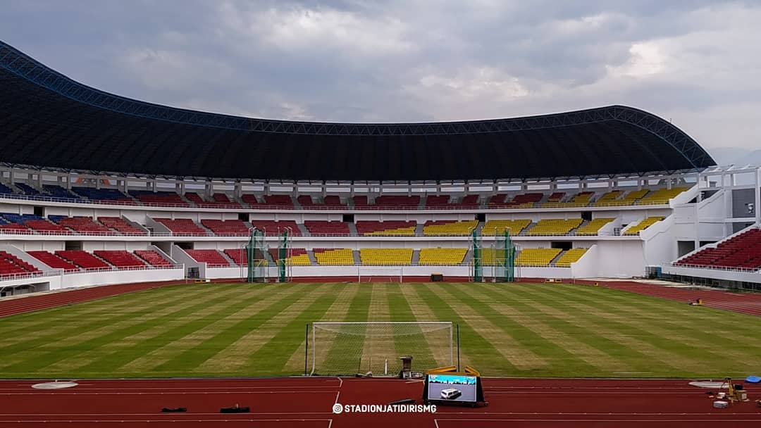 Apa kabar Stadion Jatidiri Semarang? Ini 4 potret terbarunya