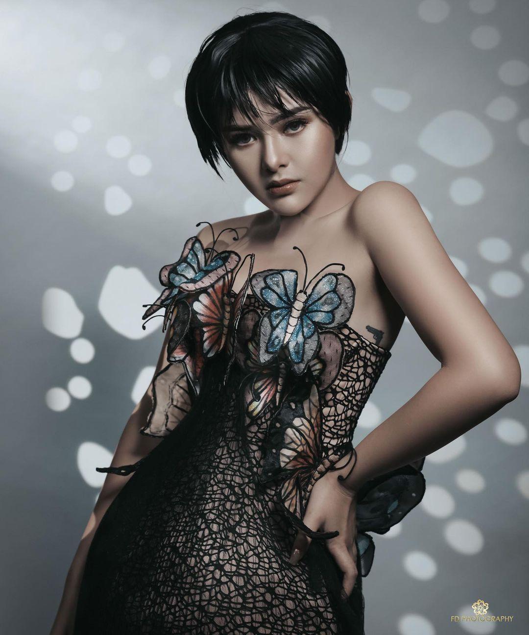 5 Potret cantik dan menawan Amanda Manopo, bak model