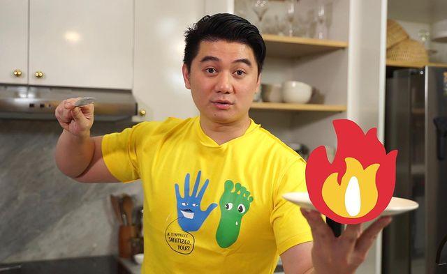 Terlihat cool, ini 10 sisi humoris Chef Arnold yang jarang disadari