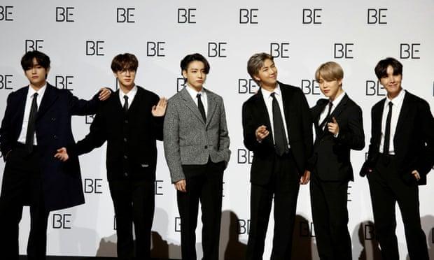 BTS 'Life Goes On' tempati posisi No. 1 di Billboard Hot 100