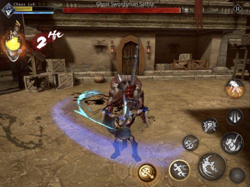 4 Game smartphone keren berlatar belakang kisah mitologi dunia
