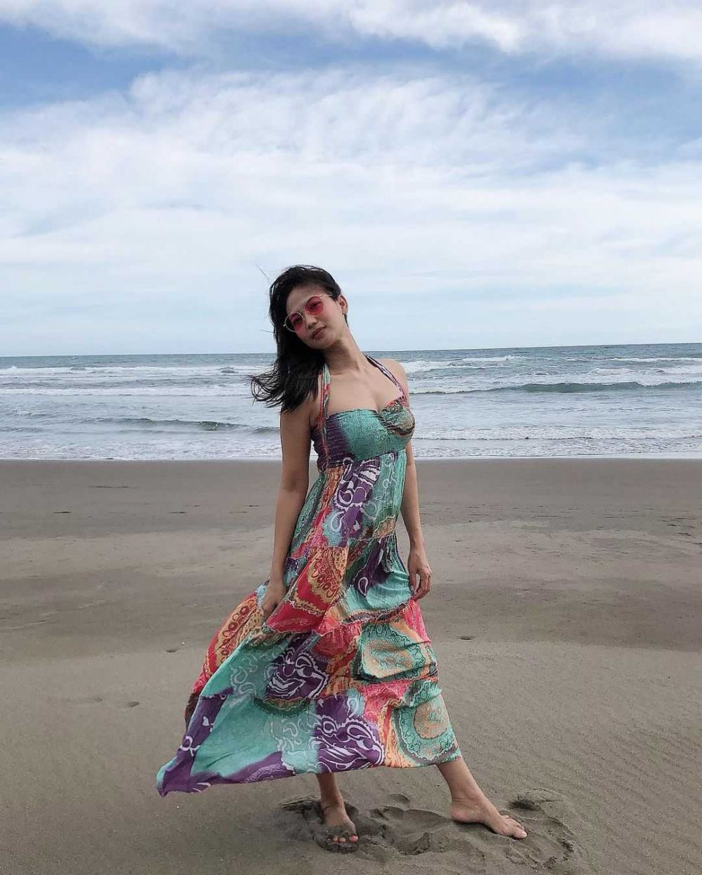 7 Potret terkini Kinaryosih yang seolah tak menua pada usia 41 tahun