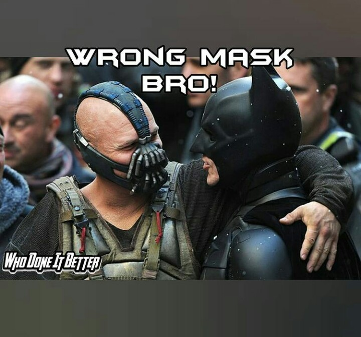 10 Masker nyeleneh yang nggak cocok buat melawan Covid-19
