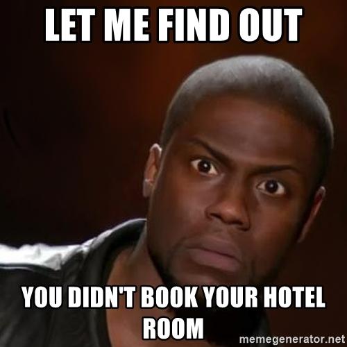 Calo pengunjung Hotel