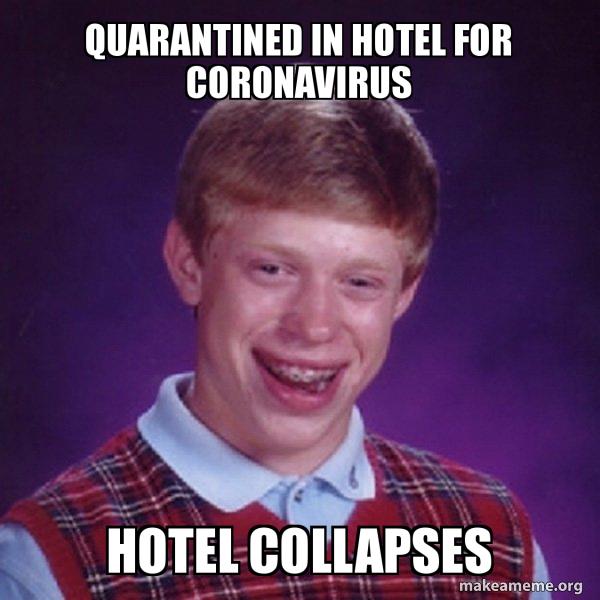 Hotel menjadi tempat perawatan pasien Corona