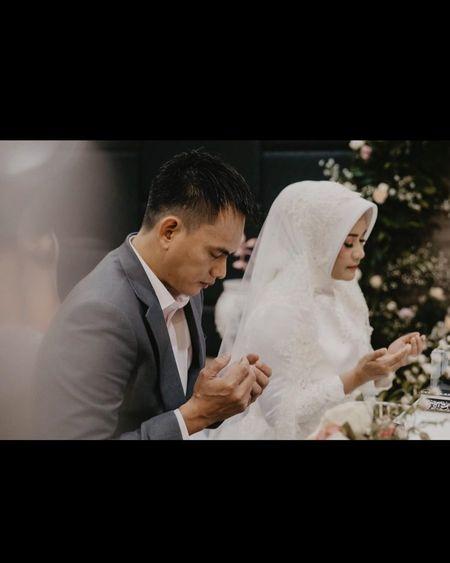 8 Momen bahagia pernikahan Ikke Nurjanah dan Karlie Fu
