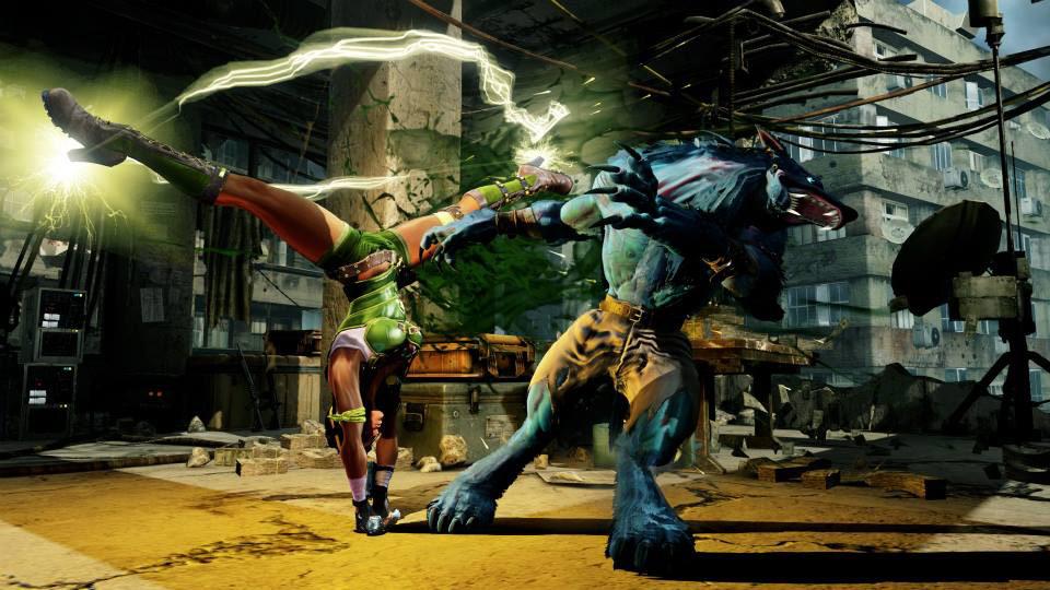 10 Games fighting pilihan yang seru dan menantang