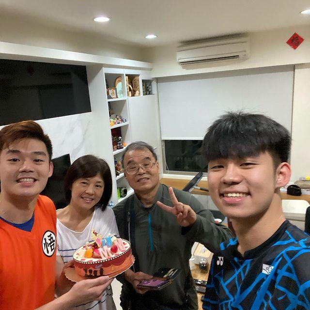 Keluarga Wang Chi-lin