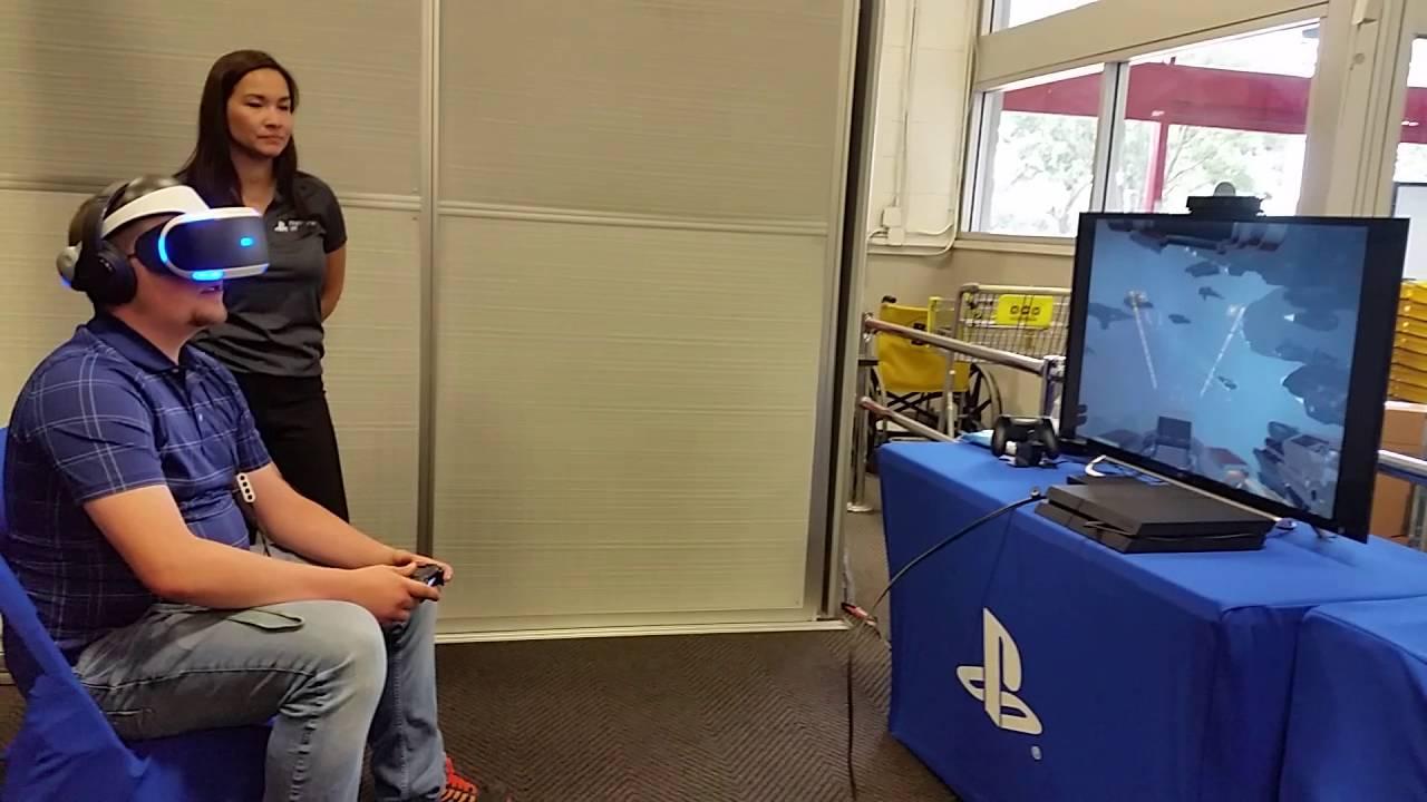Siap-siap menyambut headset virtual reality PSVR untuk PlayStation 5