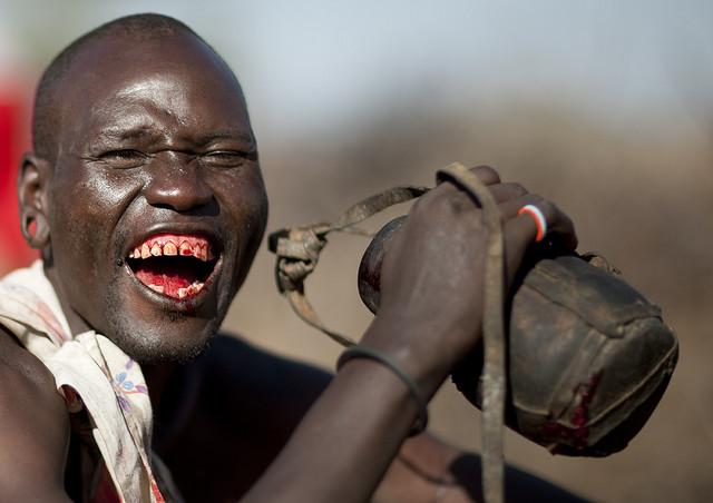 tradisi meminum darah oleh suku maasai