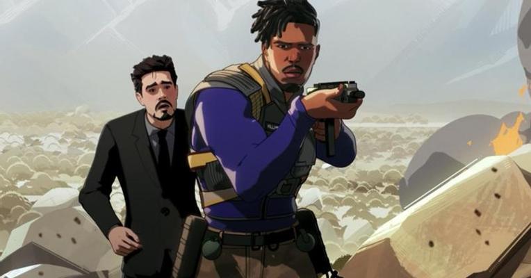 Killmonger menyelamatkan Tony Stark dari kematian