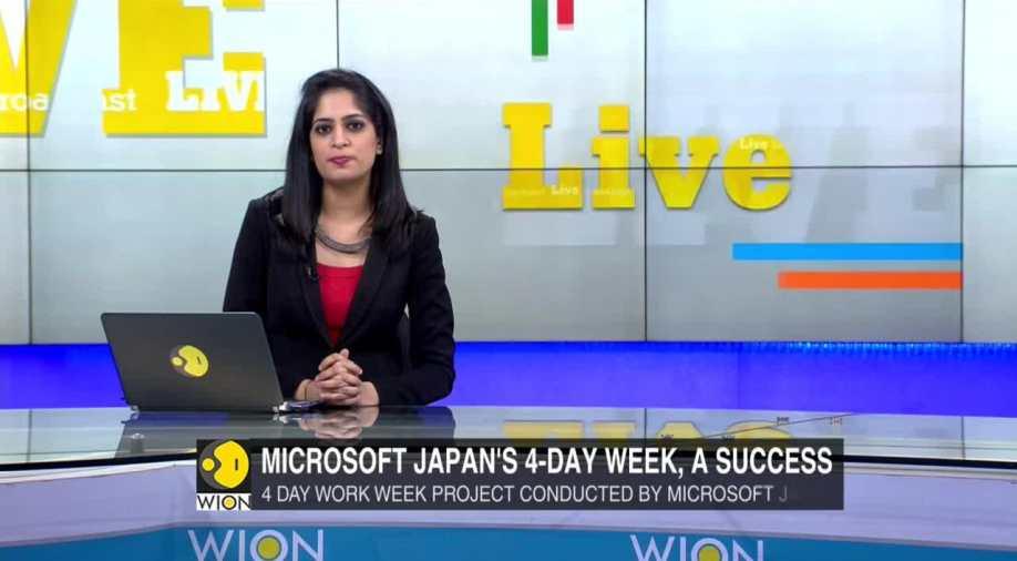 Eksperimen 4 hari kerja seminggu dari Microsoft Jepang berbuah manis