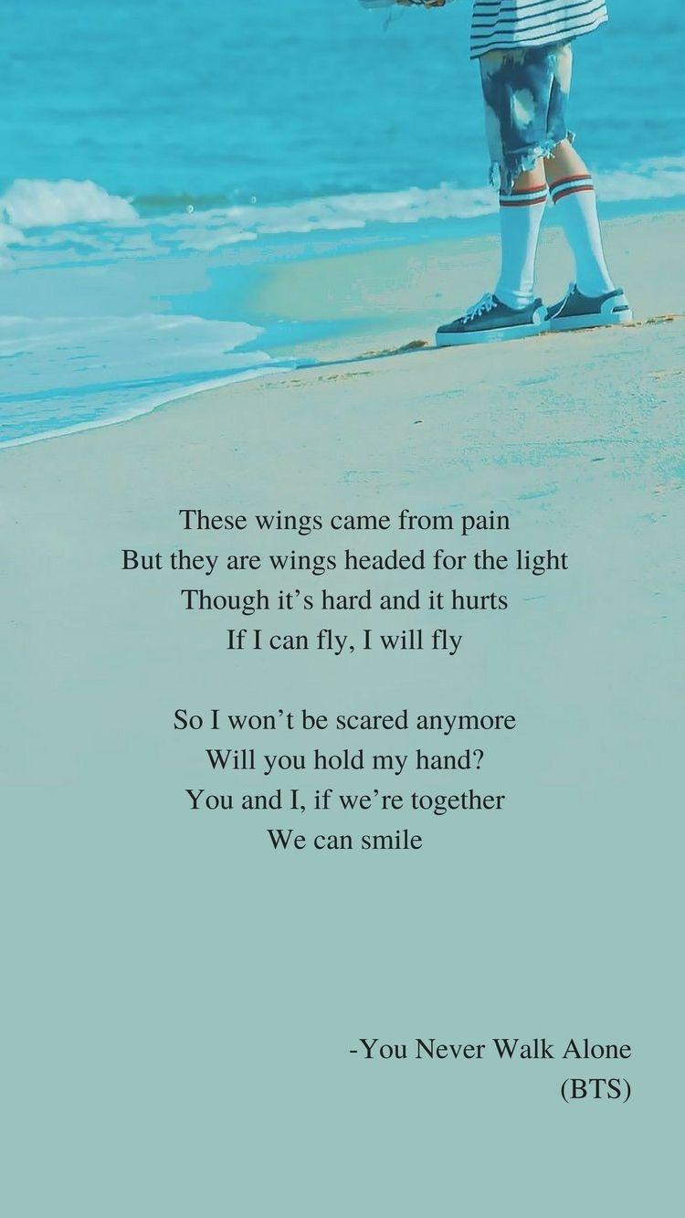 kutipan lirik lagu bts ini dijamin akan mencerahkan harimu