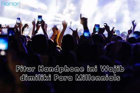Fitur handphone ini wajib dimiliki para Millennials