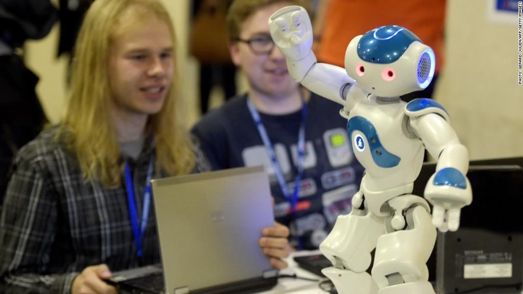 Di 5 Negara ini, robot ancam naikkan angka pengangguran