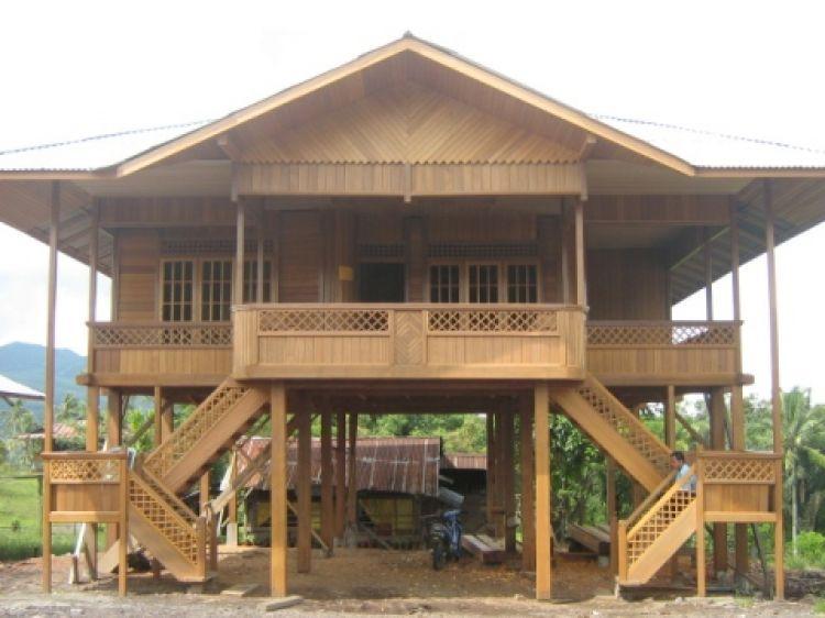 Woloan Rumah Panggung Tahan Gempa Asal Indonesia Merambah