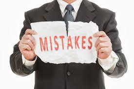 Ini 3 tips agar kamu bisa meminimalisasi kesalahan