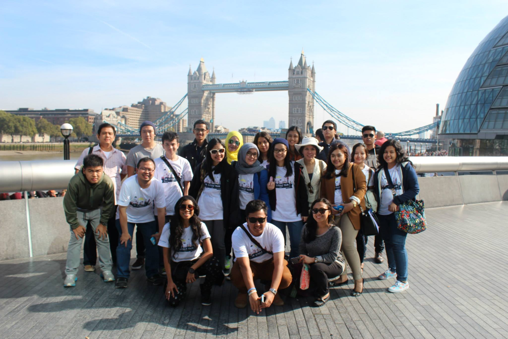 Enam mitos yang salah tentang kuliah di luar negeri