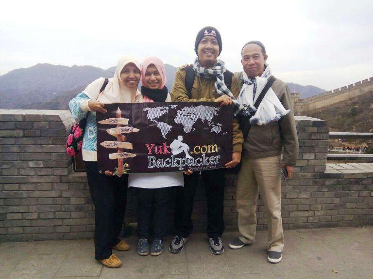 Beruntungnya pria ini, kuliah gratis dan sukses bisnis travel di China