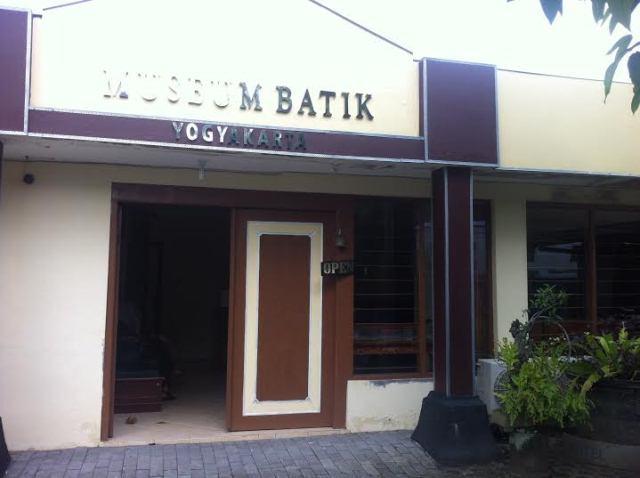 Wow, museum batik pertama di Indonesia ternyata ada di Jogja!