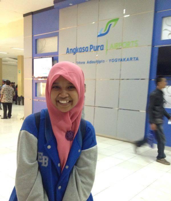 Kisah terenyuh Siti, berjuang mati-matian bisa masuk Teknik Nuklir UGM