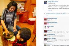 Ibu Ani buka rahasia foto 'Mengulek Sambal' di-like 37.800 Orang