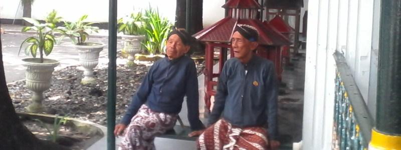 Kesetiaan Mbah Yudo ke Keraton, 12 tahun kerja bergaji Rp 15.000/bulan