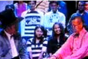 VIDEO: Show Mbah Darmo di acara sulap selip
