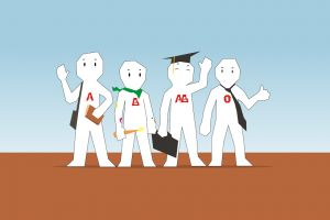 Tips menghadapi sikap teman kamu berdasarkan golongan darah