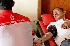 Warga desa ini top banget, punya perkumpulan pendonor darah