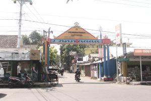 Mengintip kampung bulenya Jogja, Prawirotaman