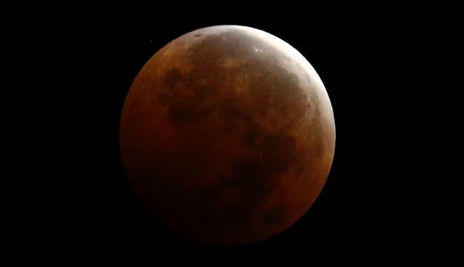 Ini penjelasan tak semua negara bisa saksikan gerhana bulan