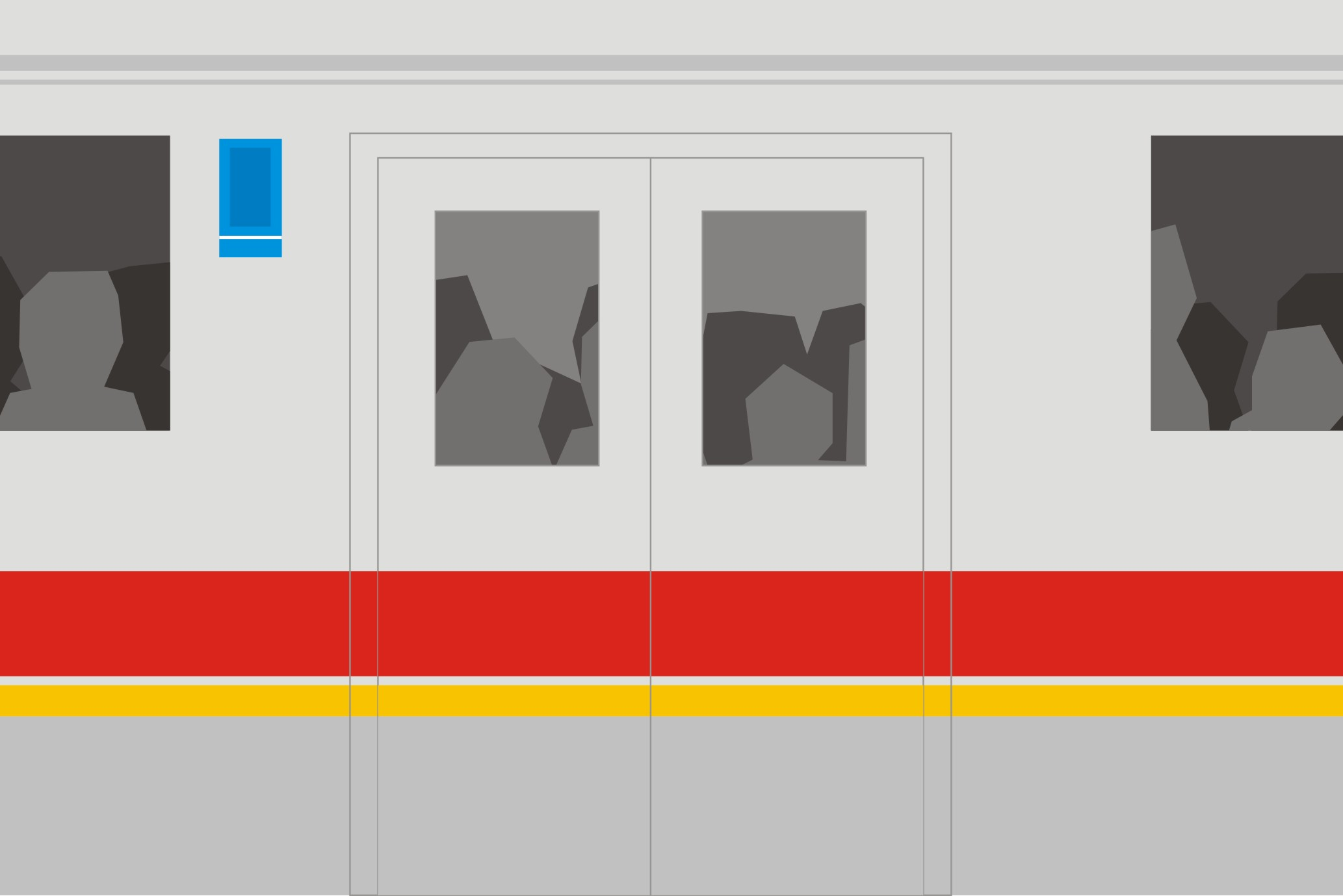 10 hal menjengkelkan saat kamu menggunakan commuter line