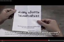 VIDEO: Iklan antimerokok terbaik