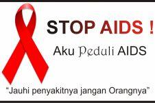 True Story: Sedihnya penderita HIV Aids, dikucilkan di lingkungan