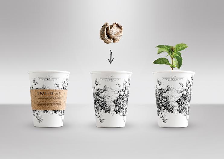 Di kedai ini beli segelas kopi gratis bibit tanaman, brilio!