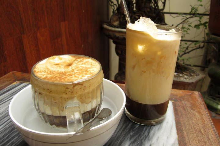 Masih pagi sudah loyo? Kamu mesti cobain minum kopi dicampur telur!